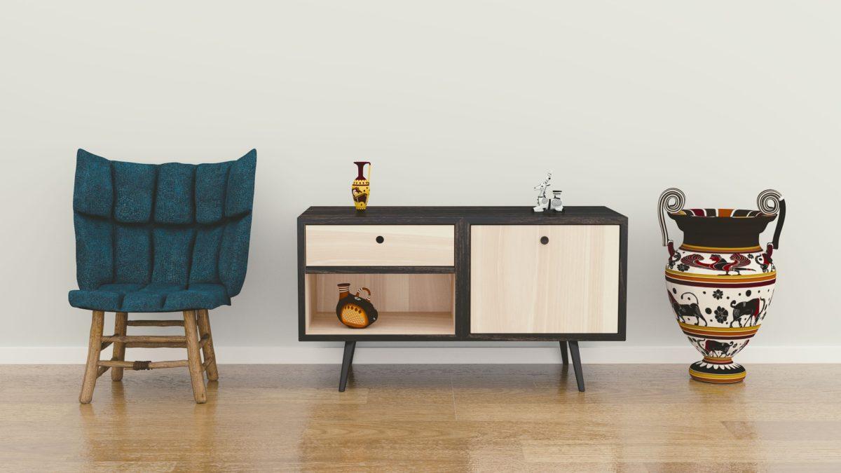 Pep hjemmet op med et lån til designermøbler i dag