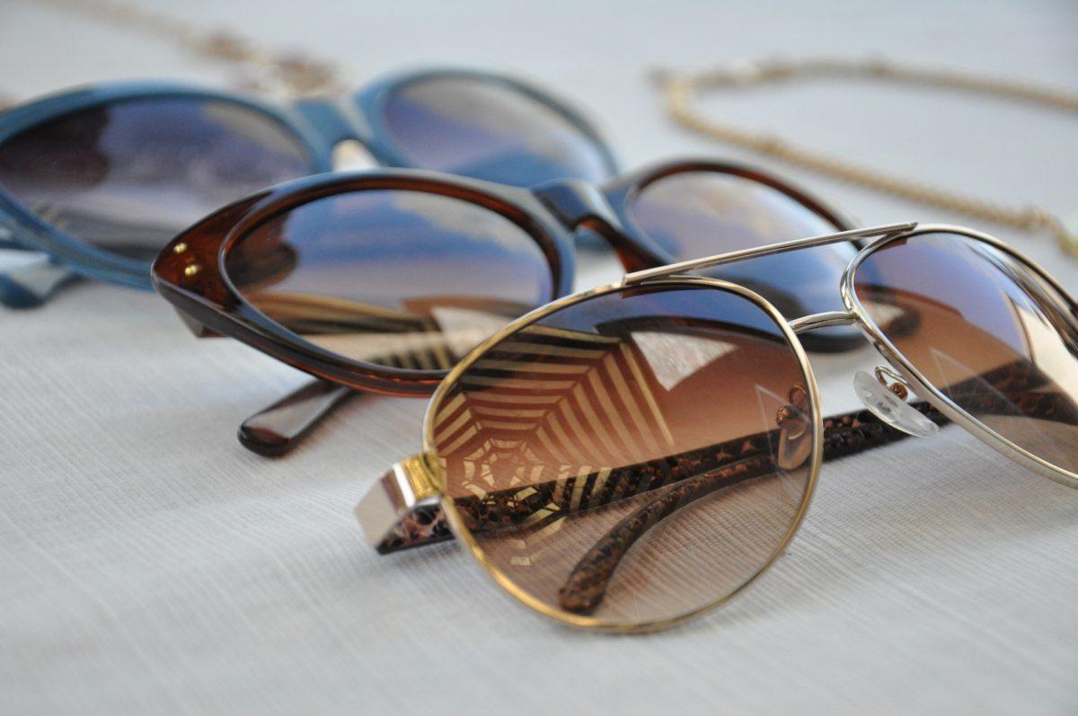 Bliv sommerklar med lækre solbriller - Lån penge nemt