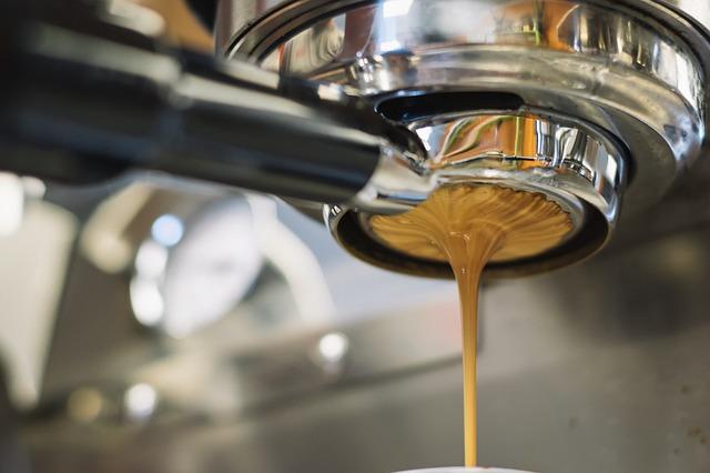 Lån til en espressomaskine
