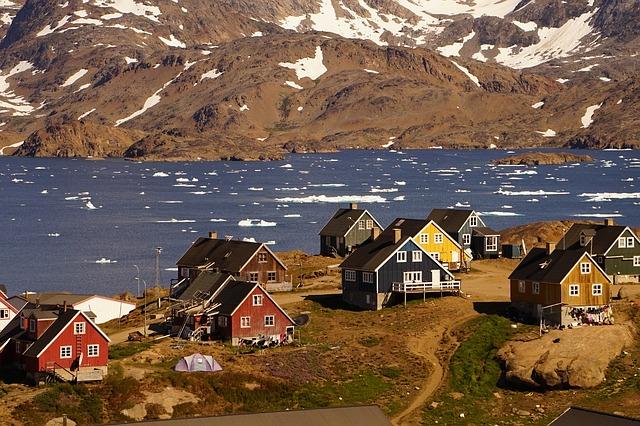 Nemme lån på Grønland og Færøerne
